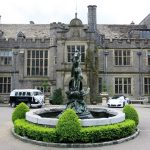 vw black betty Boringdon Hall Hotel and Spa