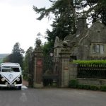 vw black betty Boringdon Hall Hotel and Spa exeter