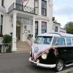 vw black betty at the beacon hotel exmouth
