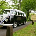 vw black betty at haldon belvedere (Lawrence Castle) exeter