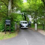 vw black betty at haldon belvedere (Lawrence Castle)exeter