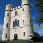 vw black betty at haldon belvedere (Lawrence Castle)