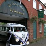 vw black betty at st olaves hotel exeter