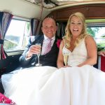 vw black bettywedding campervan richard & alison exmouth