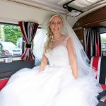 vw black betty wedding campervan minehead somerset