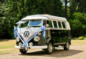 VW Black Betty Read for the Bride
